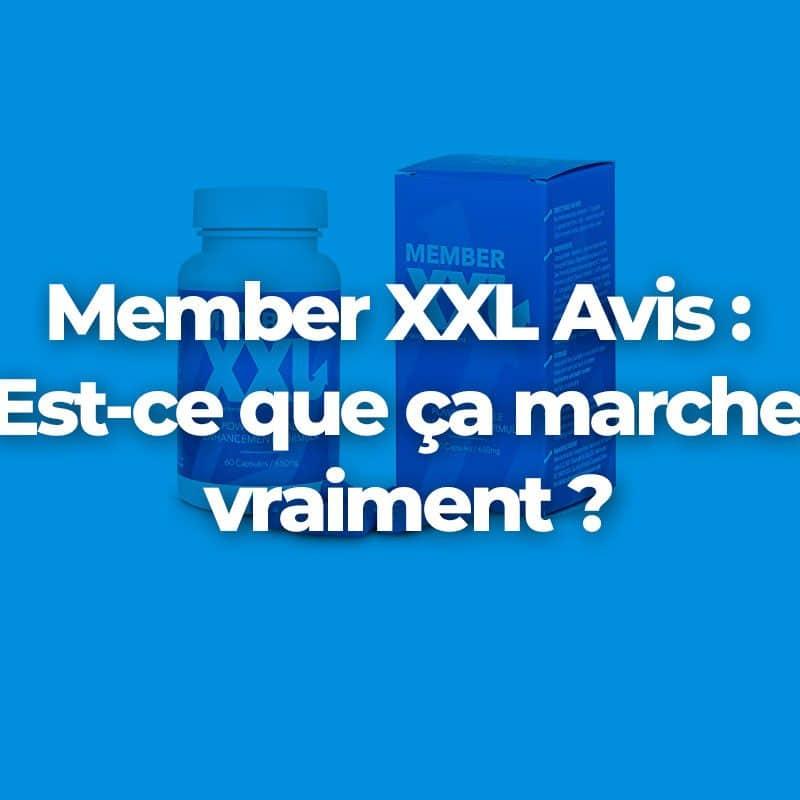 member xxl avis