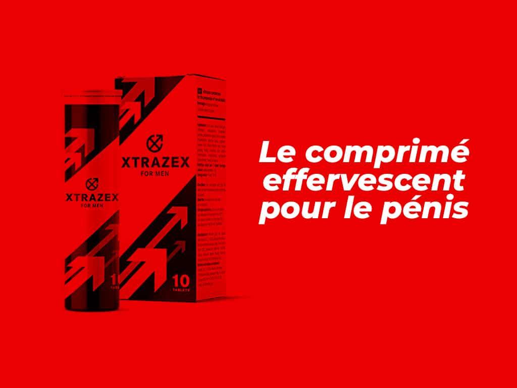 XtraZex : Avis sur le comprimé effervescent pour le pénis