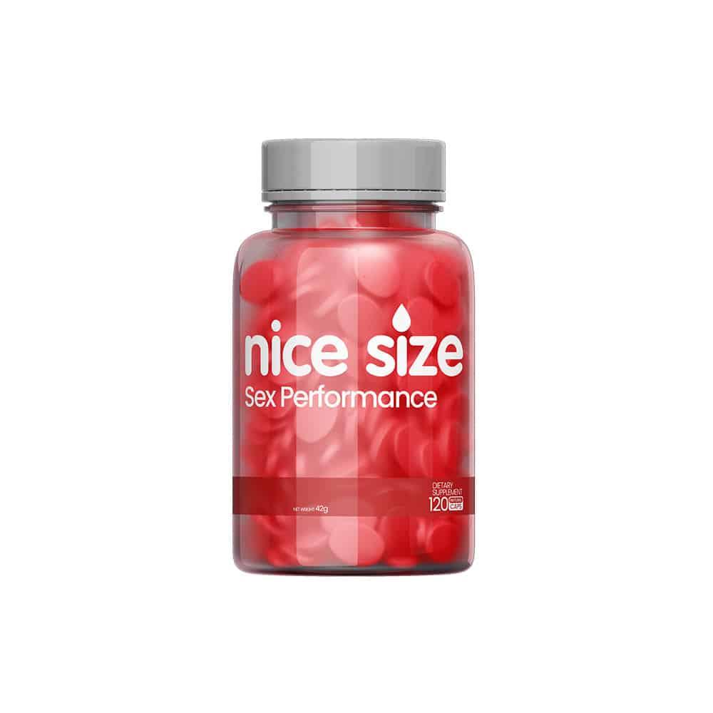 Nice Size : Avis sur les nouvelles pilules pour le pénis